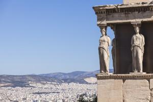 Der Erechtheion (Akroplis, Athen)