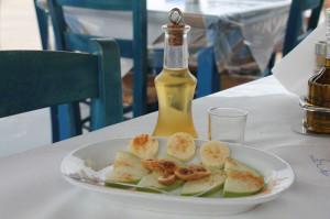 Rakomelo - Raki mit Honig
