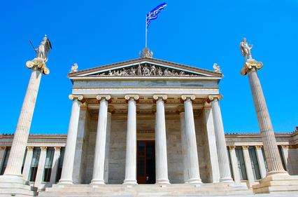 Die Akademie von Athen