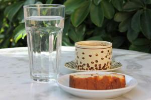 Der Kaffee Eleniko