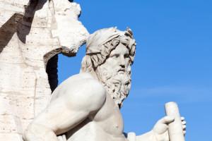 Göttervater Zeus