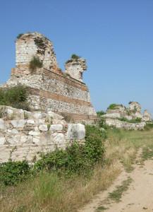 Die Runinestadt Nikopolis bei Preveza