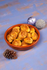 Griechisches Weihnachtsgebäck