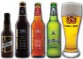 Die fünf Sorten von Corfu Beer