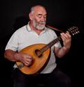 Bouzouki-Spieler