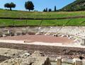 Das anikte Messene auf der Peloponnes
